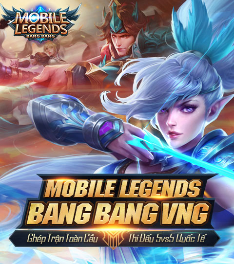 MOBILE LEGENDS - BANG BANG VNG
