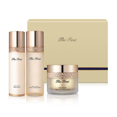 Bộ Tái Tạo Da Mini OHUI The First 3pcs GWP Set 47ml