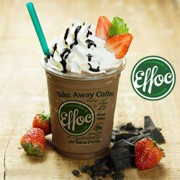 Effoc - Chocomint ice blended